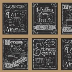 Blend Coffee - Panel