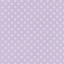 Spot On - Lavender Dots