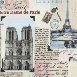 Postcards from Paris (95 cm)