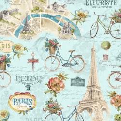 Paris Forever - Paris Blue