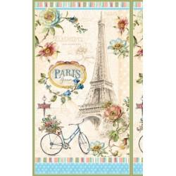 Paris Forever - Panel