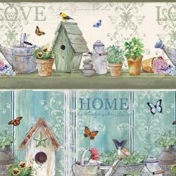 Dream Garden Panel - Bordura