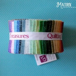 "Matrix - Strips 2.5"" Jelly Roll"