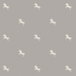 Equestrian II - Horse Polka Dot