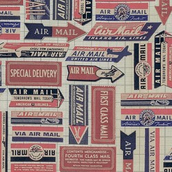 Eclectic Elements - Air Mail