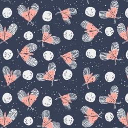Moon Garden - Flying Moths