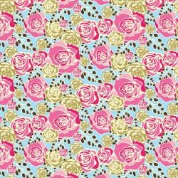 Eden's Road - Rose Blooms