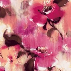 Gentle Flowers - Flowers Pink