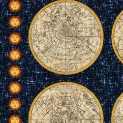 Galileo Constellations Panel