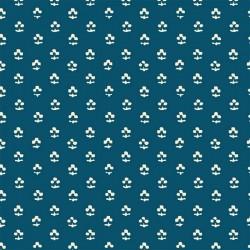 Hamilton - Foulard Blue