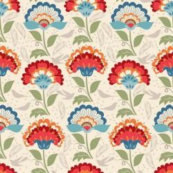 Bloomsbury - Floral