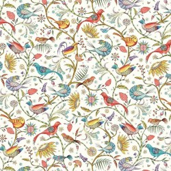 Frakturs & Flourishes - Birds
