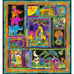 Mythical Jungle - Panel