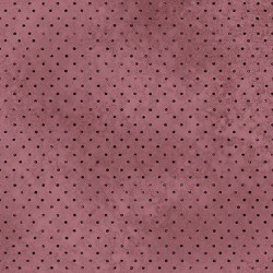 All For Love - Dots Dark Pink