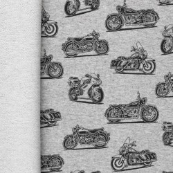 Teplákovina - Motorbikes