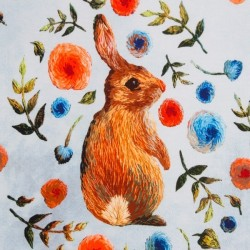 Panel Deluxe Bunny (65 cm)