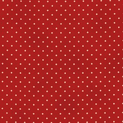 Home Essentials - Dots Red
