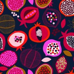 Fabulous Corduroy - Pomegranate