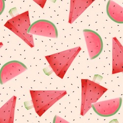 Melon Drop - Watermelon Pink