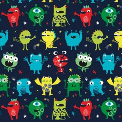 Play Time - Monsters