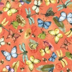 Postcard Garden - Motýli