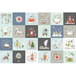 Happy Holidays - Panel (60 cm)