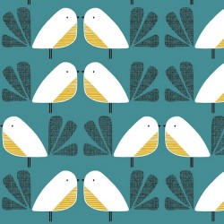 Nesting Birds - Birds Emerald