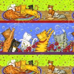 Crazy Cats - Bordura